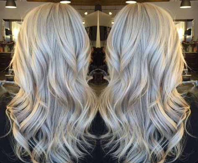 Cool Hair Color Styles: Pin By Sheena Woodruff On Cool Blondes