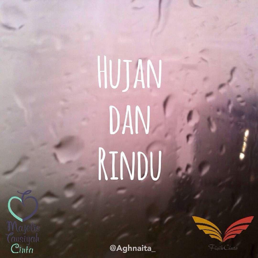 Hujan Dan Rindu Aku Bahagia Saat Berjalan Di Bawah Rintik Hujan