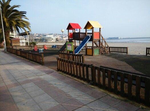 Parque playa