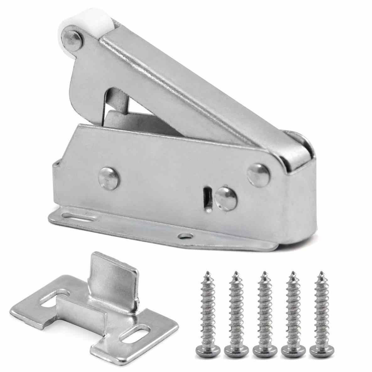 Cabinet Latch Catch Ebay Double Pressure Push To Open Touch Black White Double Push Magnetic Door Catch Magnetic Pressure Push To Door Catches Door Locks Doors