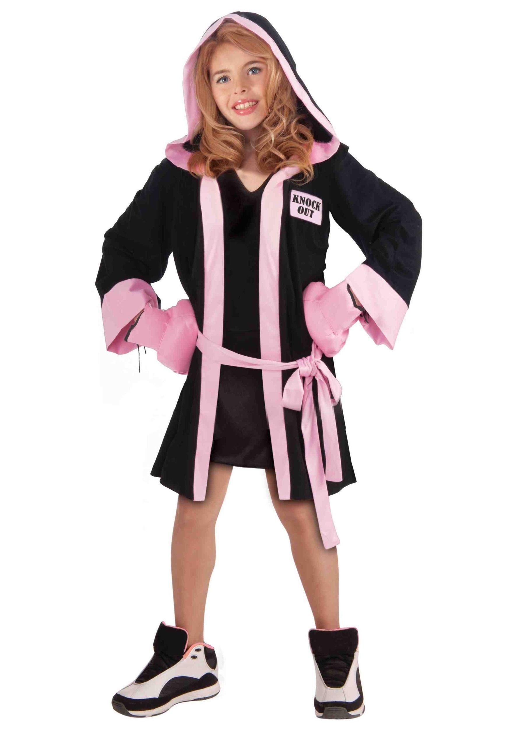Girl boxer halloween costume best girl halloween costumes
