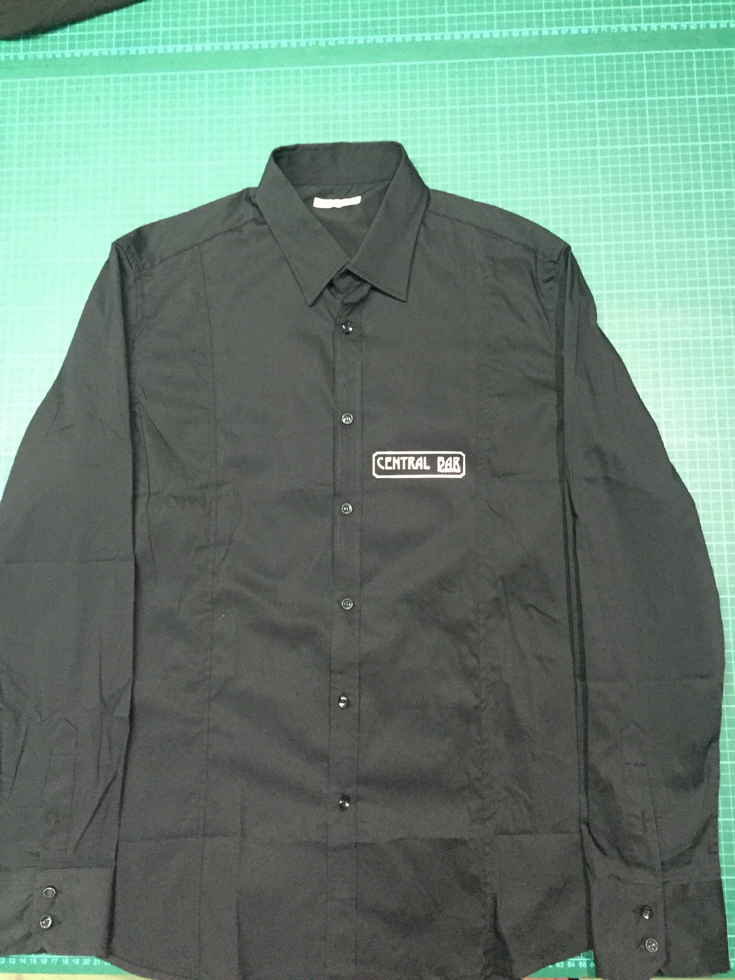Camisa personalizada para Bar 58a1882ee0033