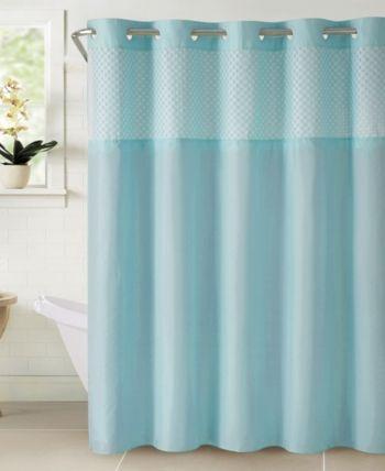 Hookless Bahamas 3 In 1 Shower Curtain Bedding Hookless Shower
