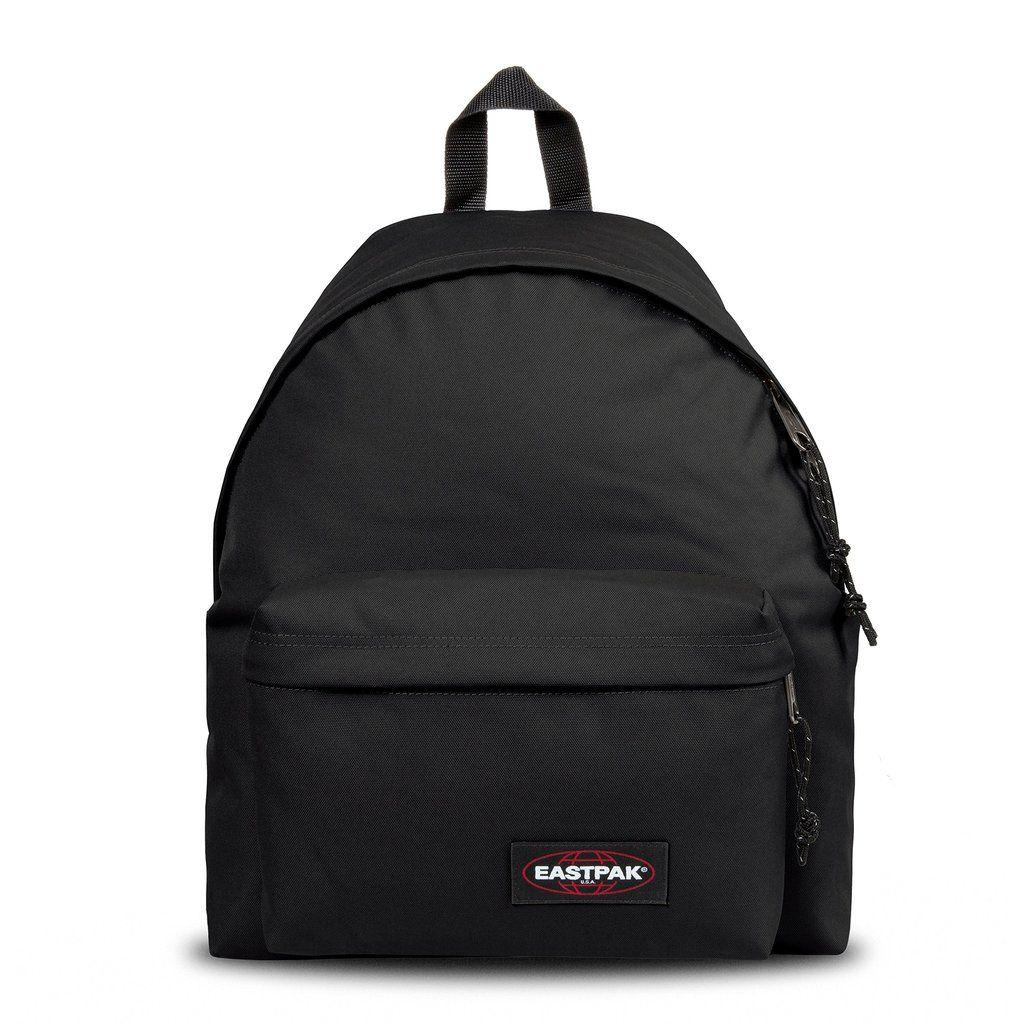 Eastpak Padded Pak'R Sac à dos, 40 cm, 24 L, Noir (Black