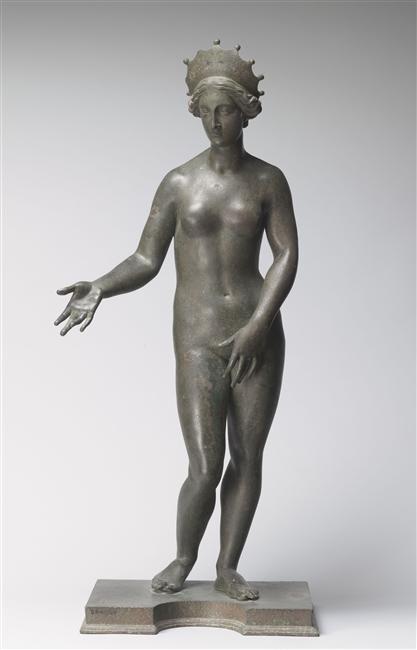 Statuette Of Aphrodite 1st Century Bc 3rd Century Ad Mithraeum