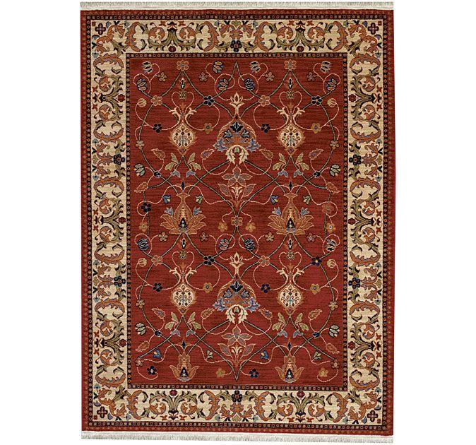 Englisch Landhuser Herrenhaus Rote Teppiche Traditionellen William Morris Orientteppiche Und Teppichbden Rug Ideas