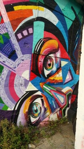 Shoreditch Graffiti: Graffiti, Art, Painting