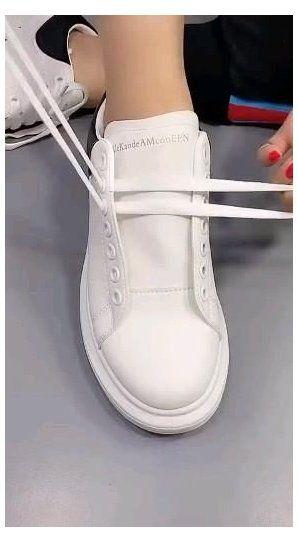 yeezy shoelace style