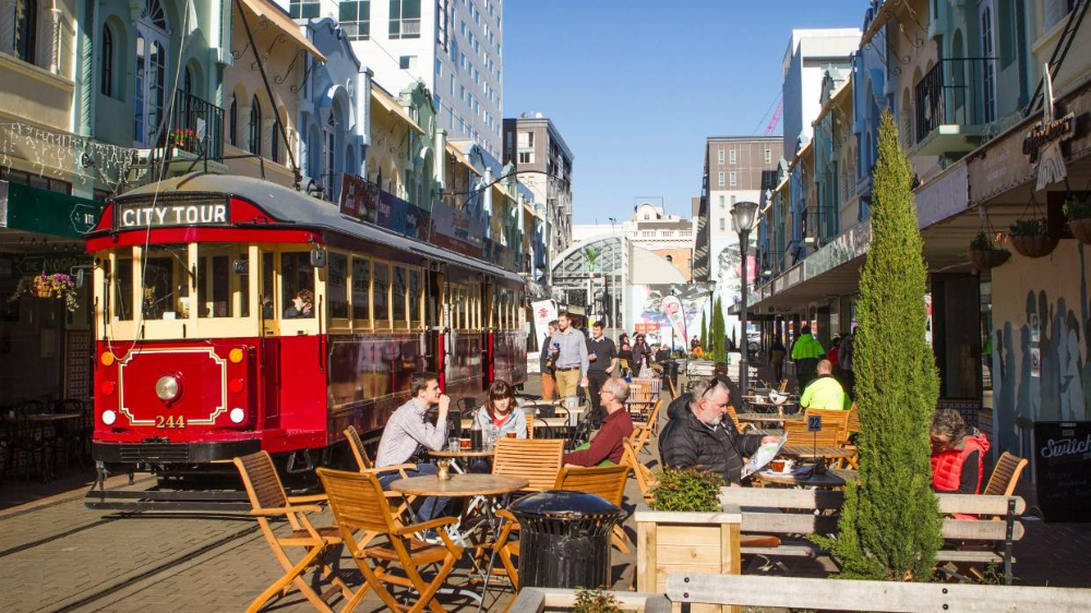 What's open in Christchurch for the long weekend? in 2020
