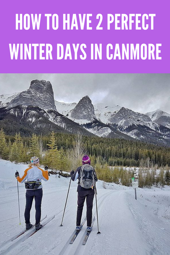 Photo of Things to do in Canmore on a 2 Day Winter Visit – Hike Bike Travel