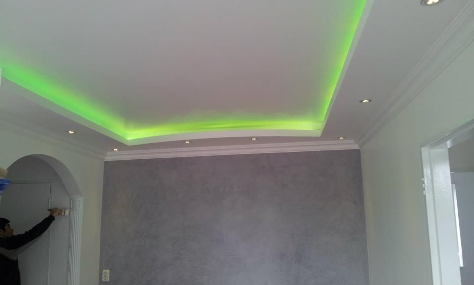 koof sfeerverlichting led strips verlichting http://www.ledstrip ...