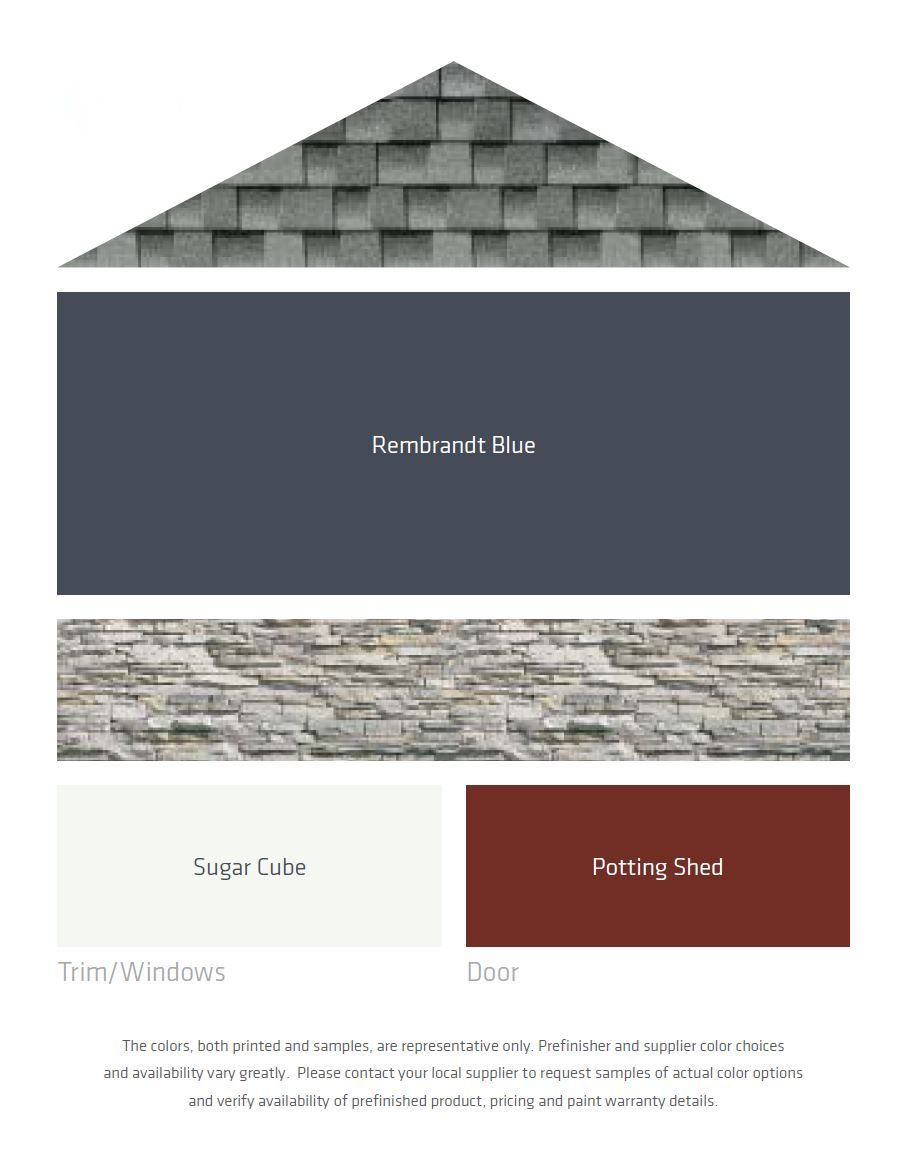 Color Set 11. Live near Glen Ellyn, IL and interested in siding your ...