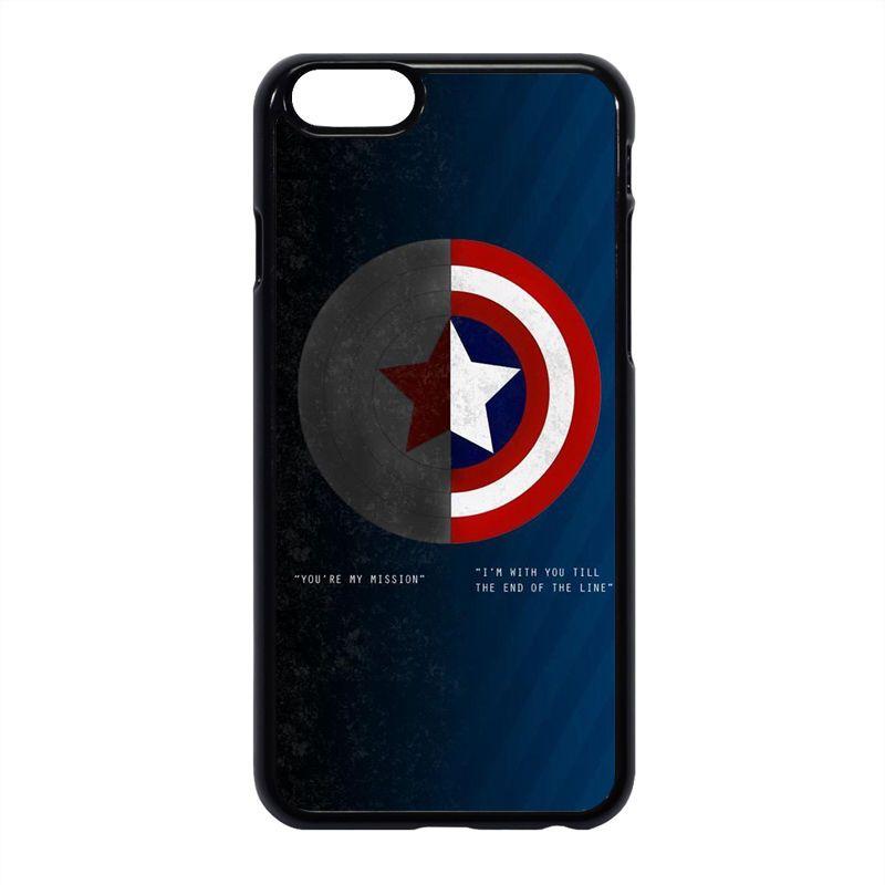 """Samsung James Buchanan """"Bucky"""" Barnes Captain America Case Cover ..."""