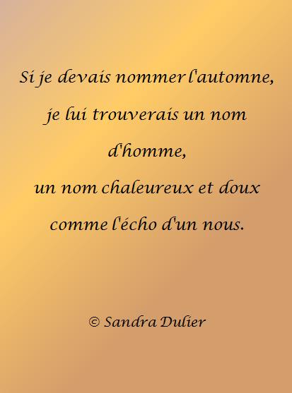 Citation Le Temps D Un Automne : citation, temps, automne, Épinglé, Veille