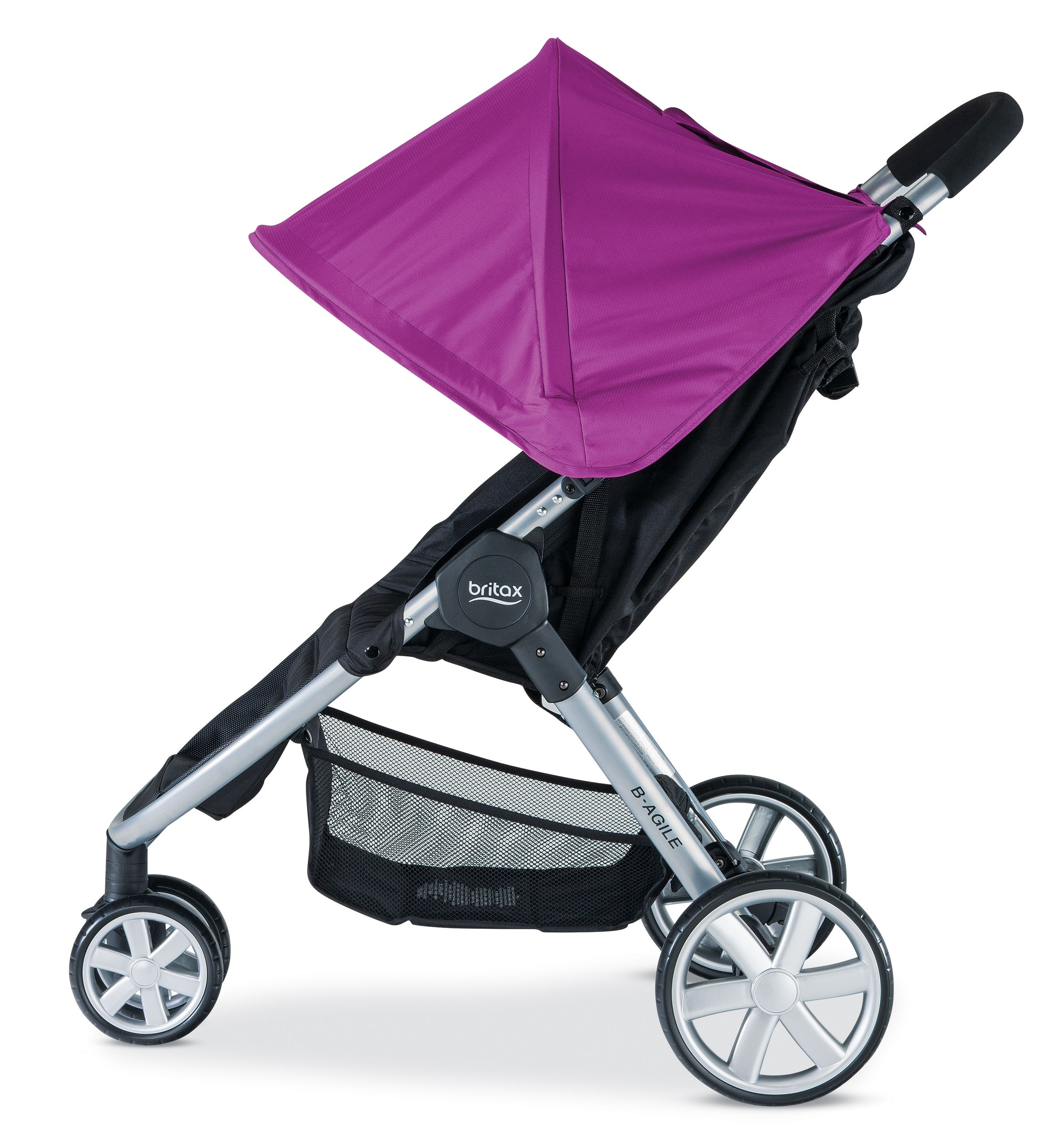 The BAgile by Britax helps you to push something that is