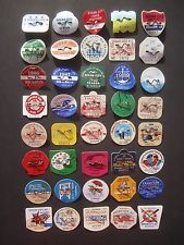 40 Year Complete Collection Ocean City New Jersey Beach Badges Tags