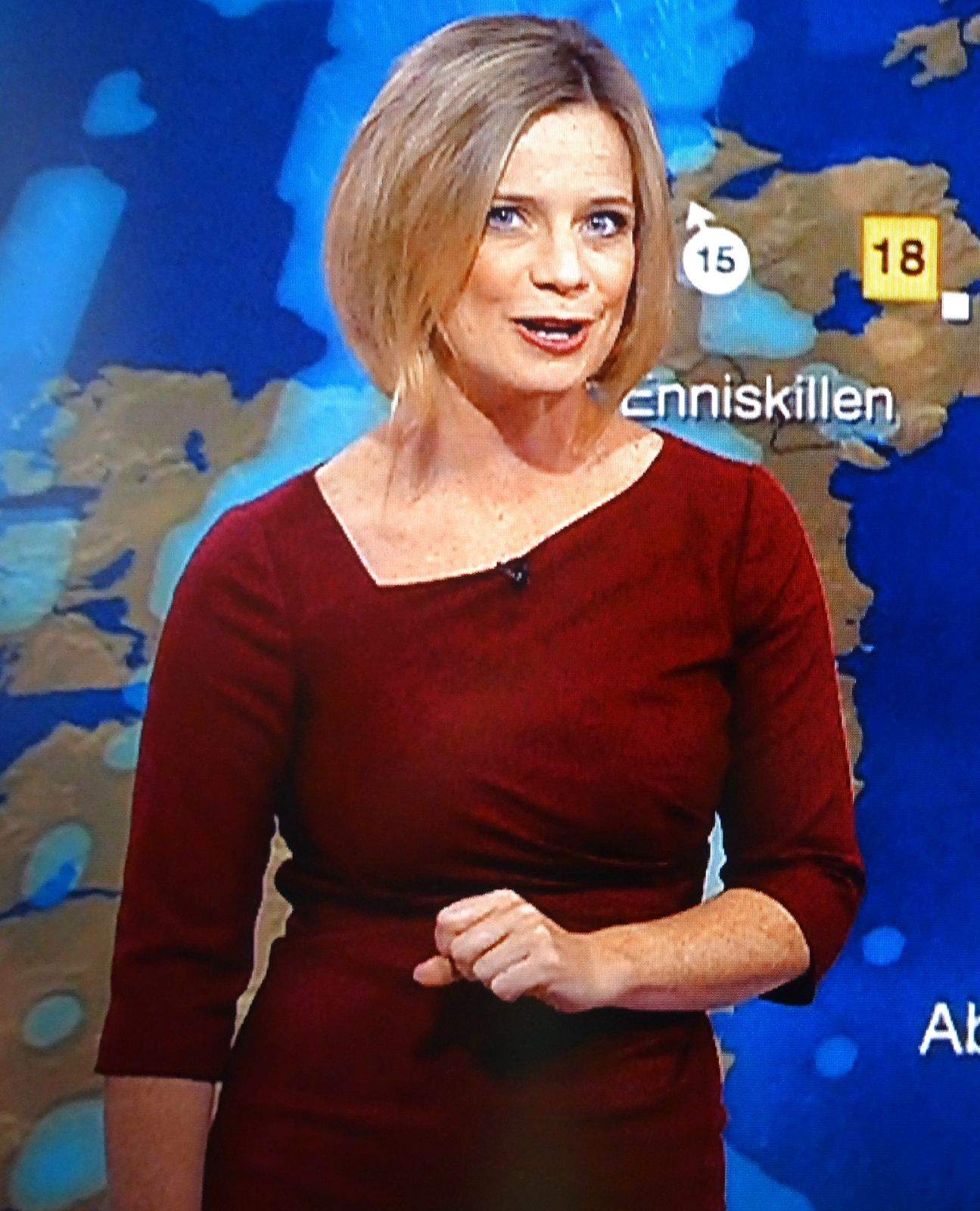 Sarah Keith Lucas Hottest Weather Girls Bbc Presenters Tv Girls