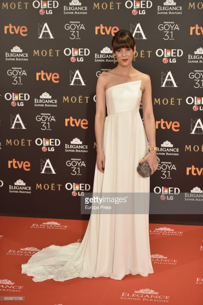 Belen Cuesta Attends Goya Cinema Awards 2017 At Madrid Marriott