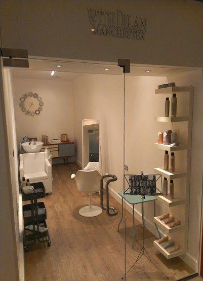 hair salon design ideas for small spaces - Αναζήτηση Google | salon ...