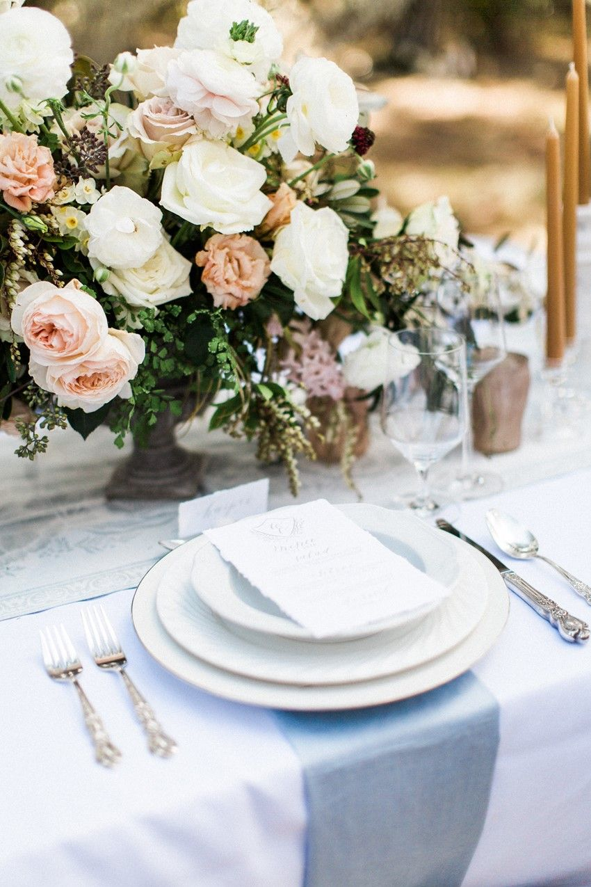 Elegant Wedding Inspiration with Sweet Southern Charm | Wedding ...