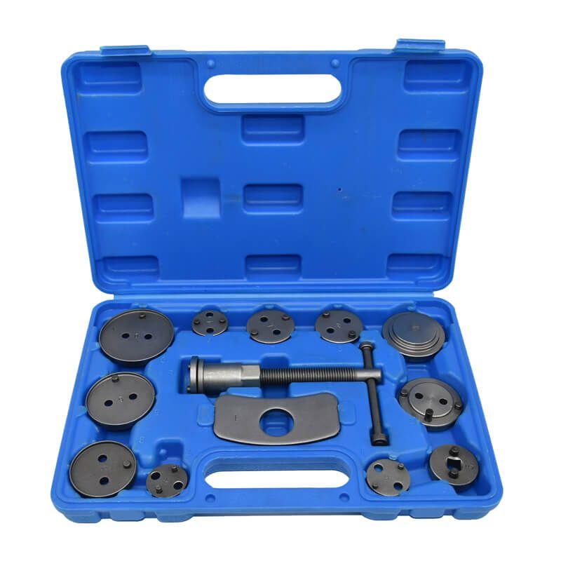 12pcs Disk Brake Caliper Tool Set Universal Disc Brake Caliper Wind Back Tool For Car Repairing Brake Calipers Calipers Tools Calipers