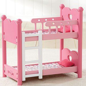 You Me Baby Doll Bunk Bed