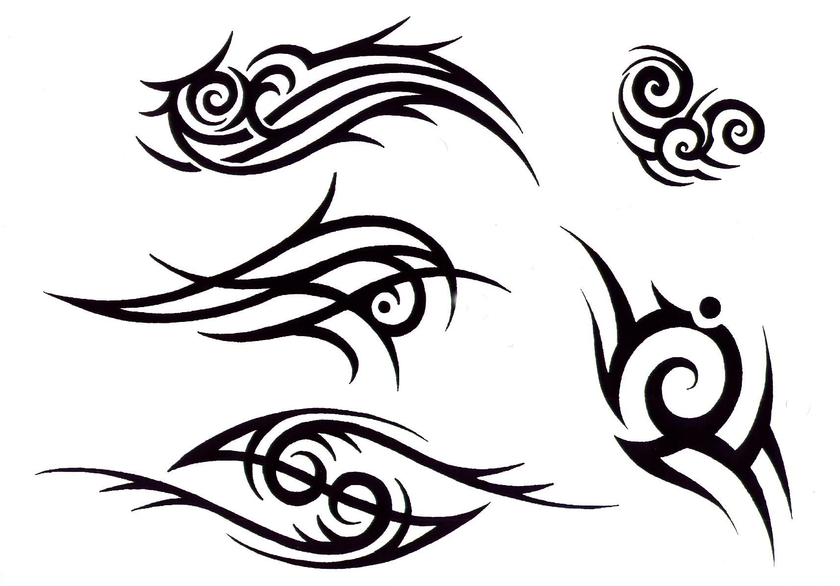 Tribal Tattoo Designs The Body Is A Canvas Tribal Tattoos Tribal Tattoo Designs Tribal Art Designs