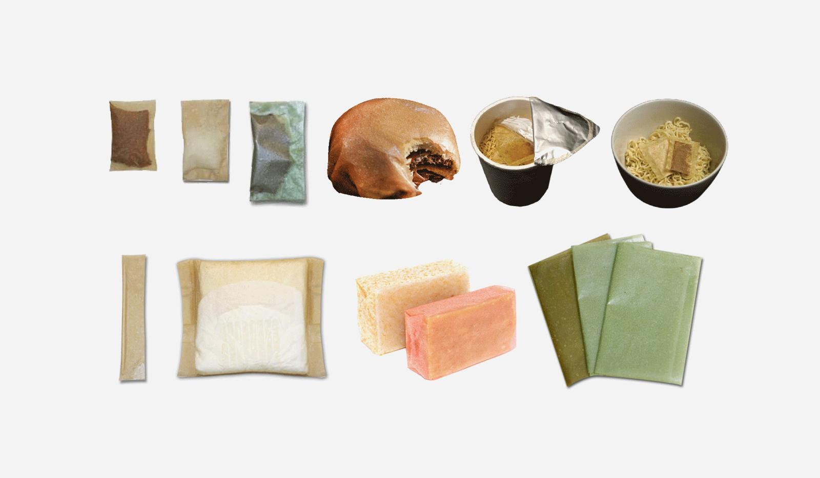 Evoware Seaweed Based Edible Packaging Biodegradable Products Biodegradable Packaging Food Packaging