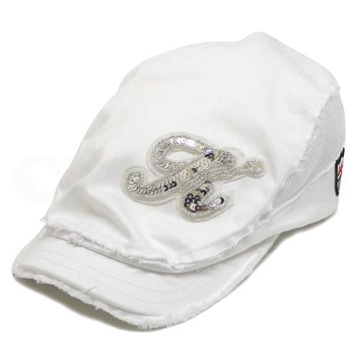 Hunting cap with spangle