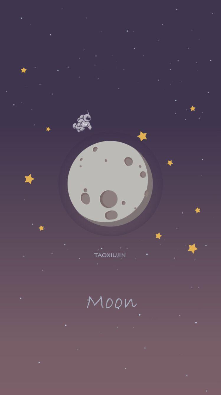我是月球上的那个宇航员~Y(*^__^*)Y~