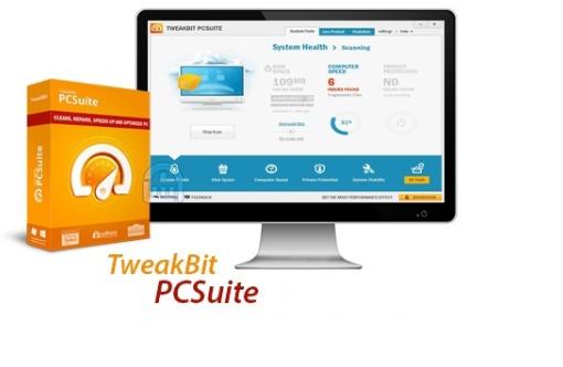 Resultado de imagen de TweakBit PCSuite