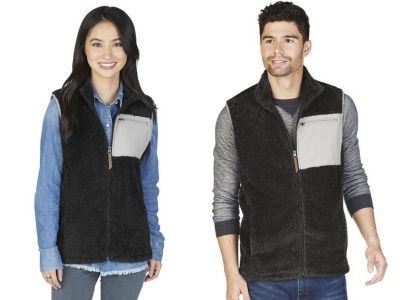 Charles River Apparel Fleece Vest from NYFifth