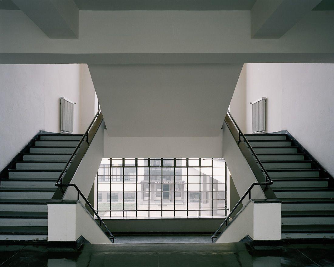 walter gropius / bauhaus Bauhaus architecture, Modern