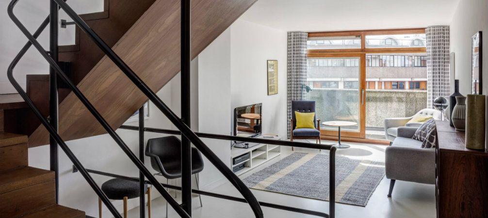 alondons apartment transformed into a barbican estate