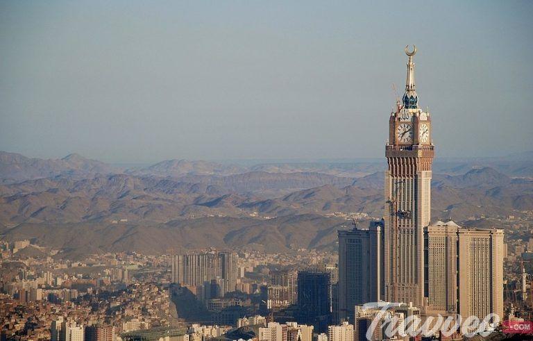 السياحة في السعودية Saudi Arabia Clock Tower Mecca