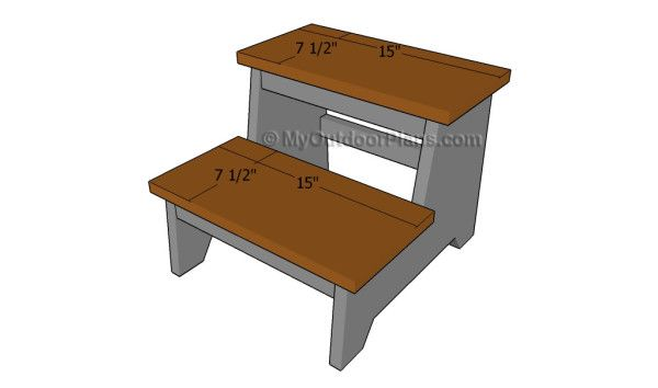 Best Attaching The Steps Woodworking Plans Woodworking 400 x 300
