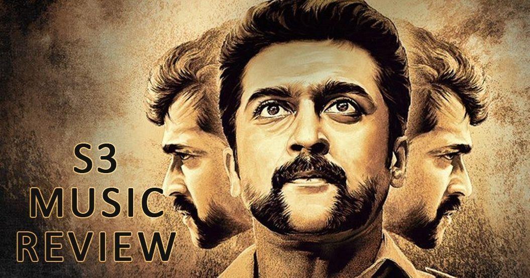 S3 (aka)#Singam3 songs review ,#Surya ,#hari,#HarrisJayaraj ...