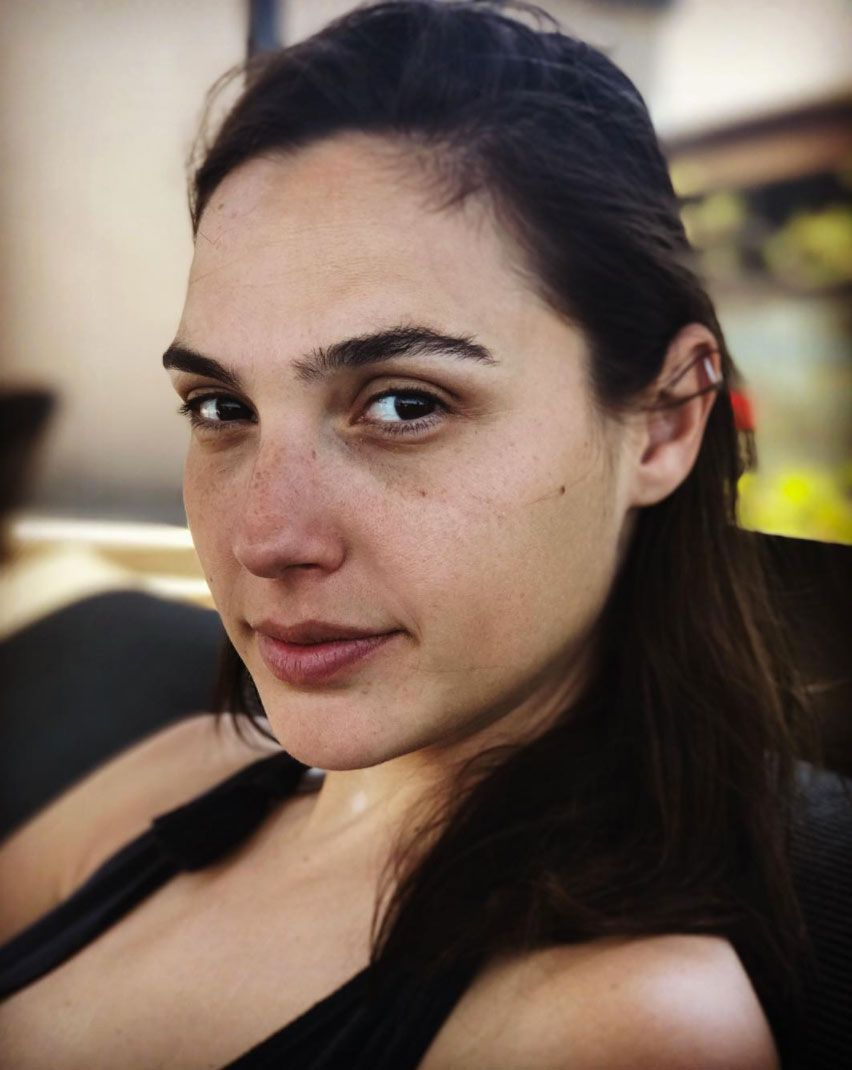 34 Gorgeous #NoMakeup Celebrity Instagram Moments