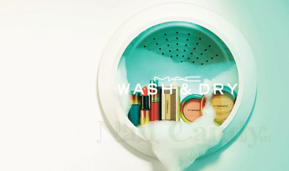 MAC Wash And Dry Summer 2015 Collection