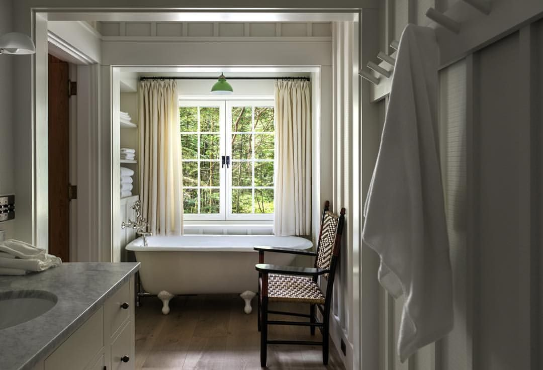 Sarah watson sarah balineum on instagram kristen panitch designed bathroom