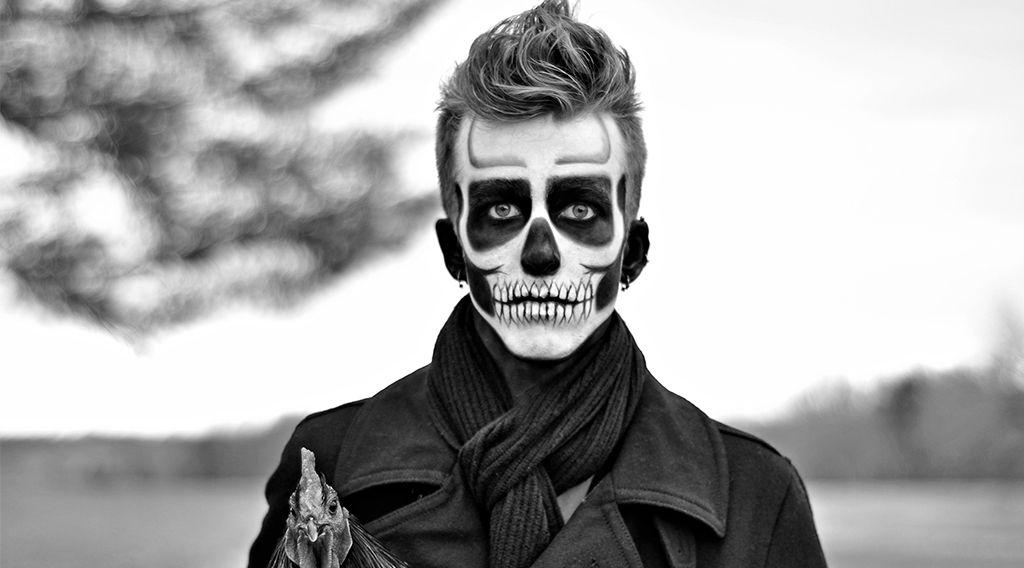 Ideas de maquillaje para Halloween para él y ella Blog