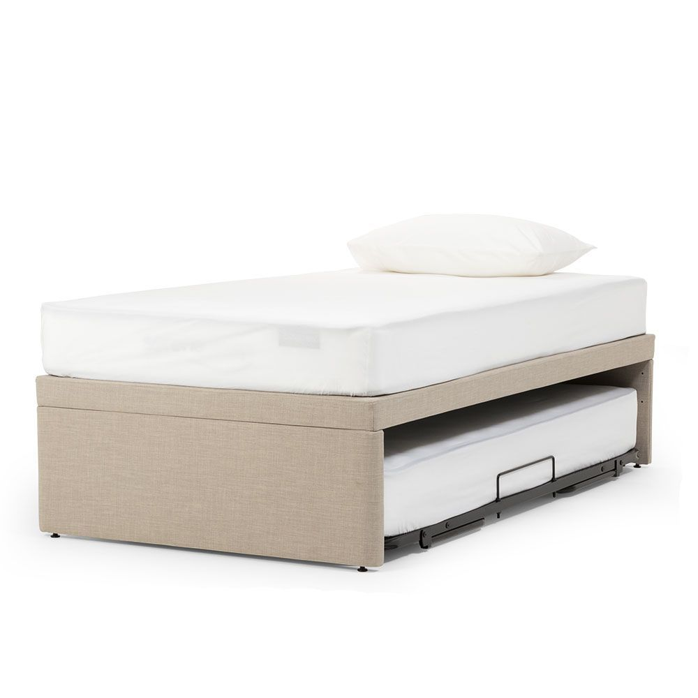 Target Furniture Nz Modern Designs At Affordable Prices Bahamas Trundler Bed Setting Oatmeal In 2020 Single Bed Frame King Single Bed Target Furniture