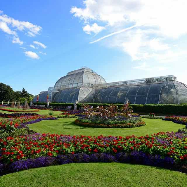 Tickets for Kew Gardens and Palace: Priority Entrance