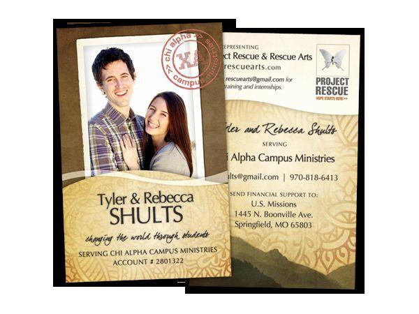Missionary Prayer Card Template Inspirational Missionary Prayer Card Design Print On Behance In 2020 Prayer Cards Cards Prayers