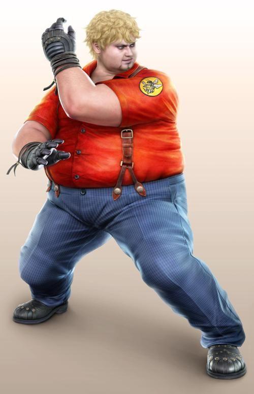 Robert Richards Bob Tekken Tekken 7 Bob