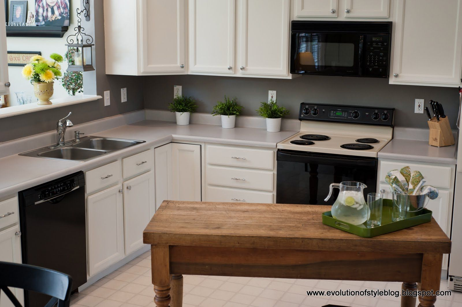 Oak Kitchen Reveal: From Builder Grade to Custom Made ...