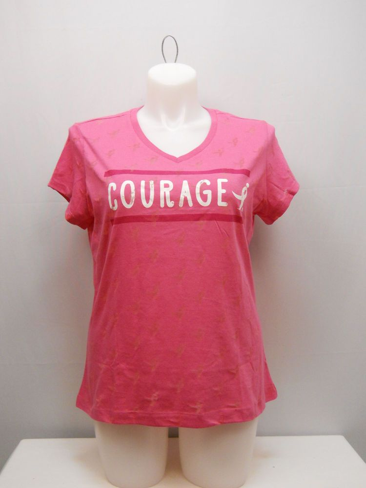 c38bb79688bb03 PLUS SIZE 2X 18W 20W Womens T-Shirt SUSAN G KOMEN Breast Cancer Awareness  Pink  SUSANGKOMEN  GraphicTee