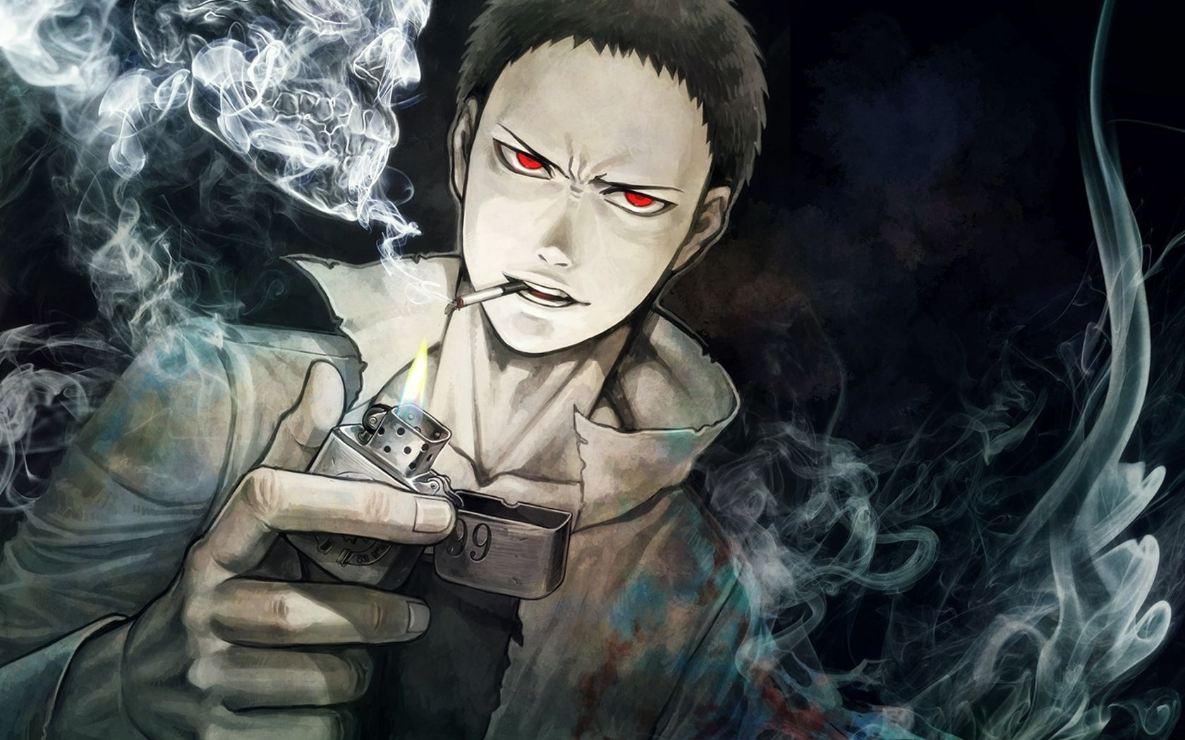 Cool Zombieman One Punch Man Anime Hd Wallpaper Id 7249 Download Page