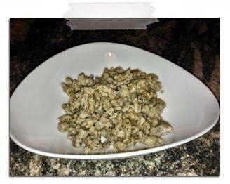 Mezza tazza di tè: Spatzle di grano saraceno