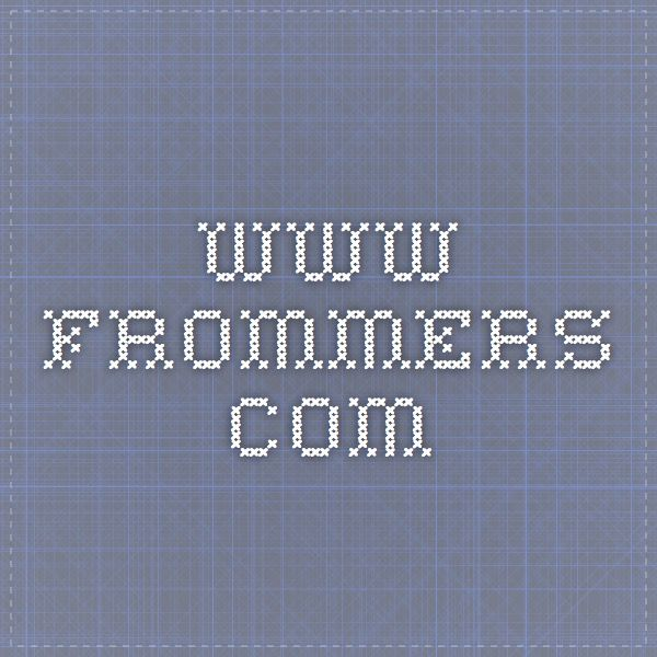 www.frommers.com